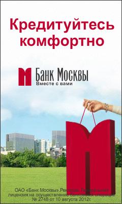 Банк Москвы - Потребительский Кредит Наличными